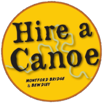 Hire a Canoe Ltd Shrewsbury Bewdley