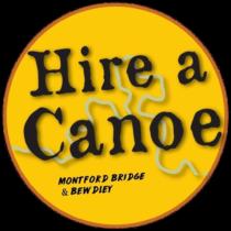 Hire a Canoe Ltd Shrewsbury Bewdley