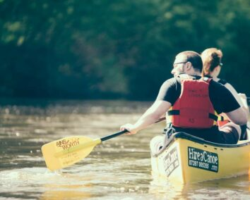 Bridgnorth to Bewdley River Severn Canoe Trip