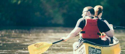 Bridgnorth to Bewdley River Severn Canoe Trip