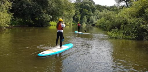 Shrewsbury Paddle Board (SUP) Hire