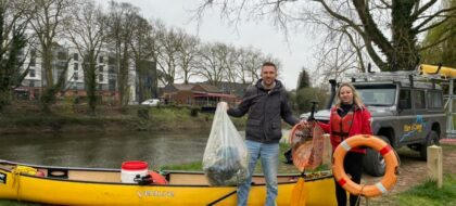 Special Event: Evening Litter Pick in Shrewsbury