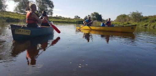 British Canoeing Paddle Discover Award