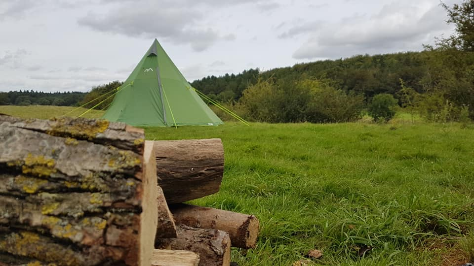 Hire A Canoe River Severn Wild Camping Wildcamp Campsite