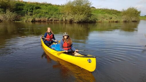 Hire a Canoe Wild Camping