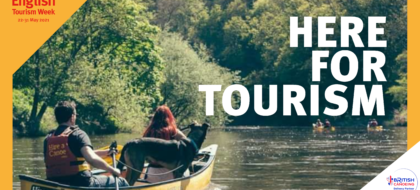 Here For Tourism: English Tourism Week